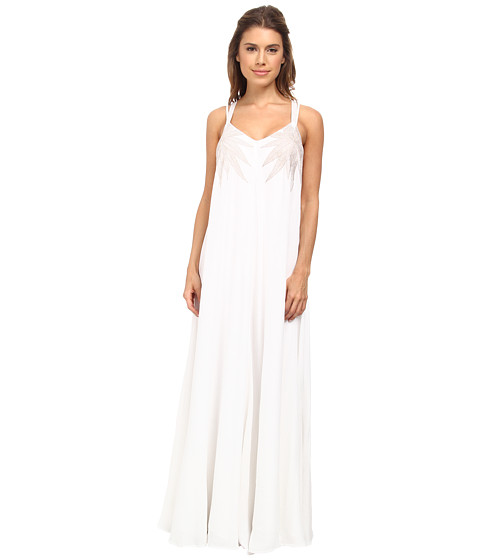 Mara Hoffman - Maxi Dress (White) Women's Dress
