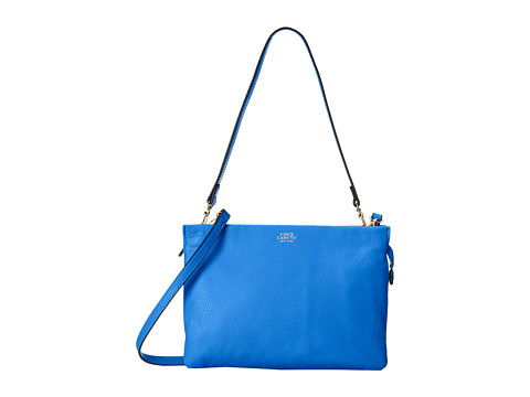 Vince Camuto - Cami Shoulder Bag (Electric Blue) Shoulder Handbags