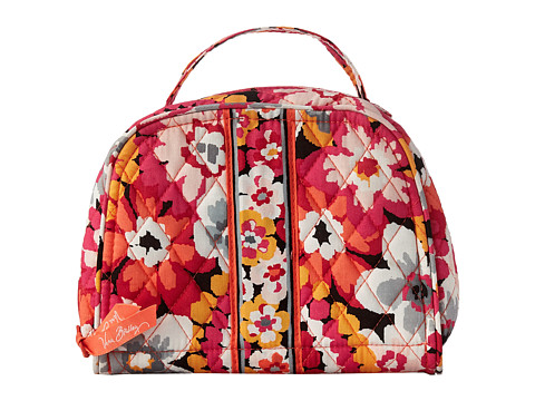 Vera Bradley Luggage - Travel Jewelry Organizer (Pixie Blooms) Travel Pouch