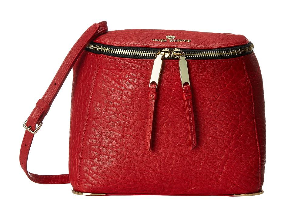 Vince Camuto - Marl Crossbody (Cardinal Red) Cross Body Handbags