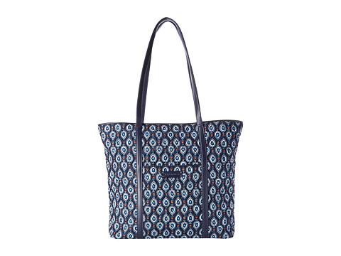 Vera Bradley Luggage - Trimmed Vera (Marrakesh Motifs) Tote Handbags