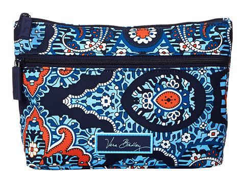 Vera Bradley Luggage - Lighten Up Travel Cosmetic (Marrakesh) Cosmetic Case