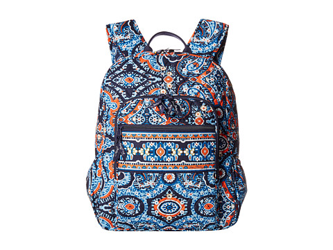 Vera Bradley - Campus Backpack (Marrakesh) Backpack Bags