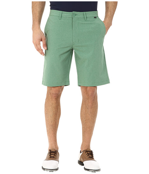 TravisMathew - Bobby Shorts (Green Spruce) Men's Shorts