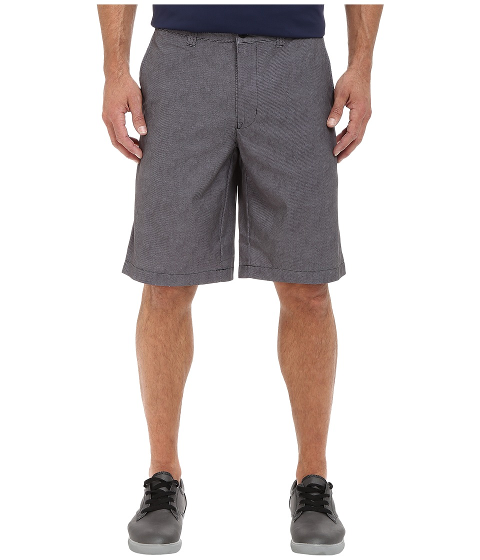 TravisMathew - Cliff Shorts (Black) Men's Clothing