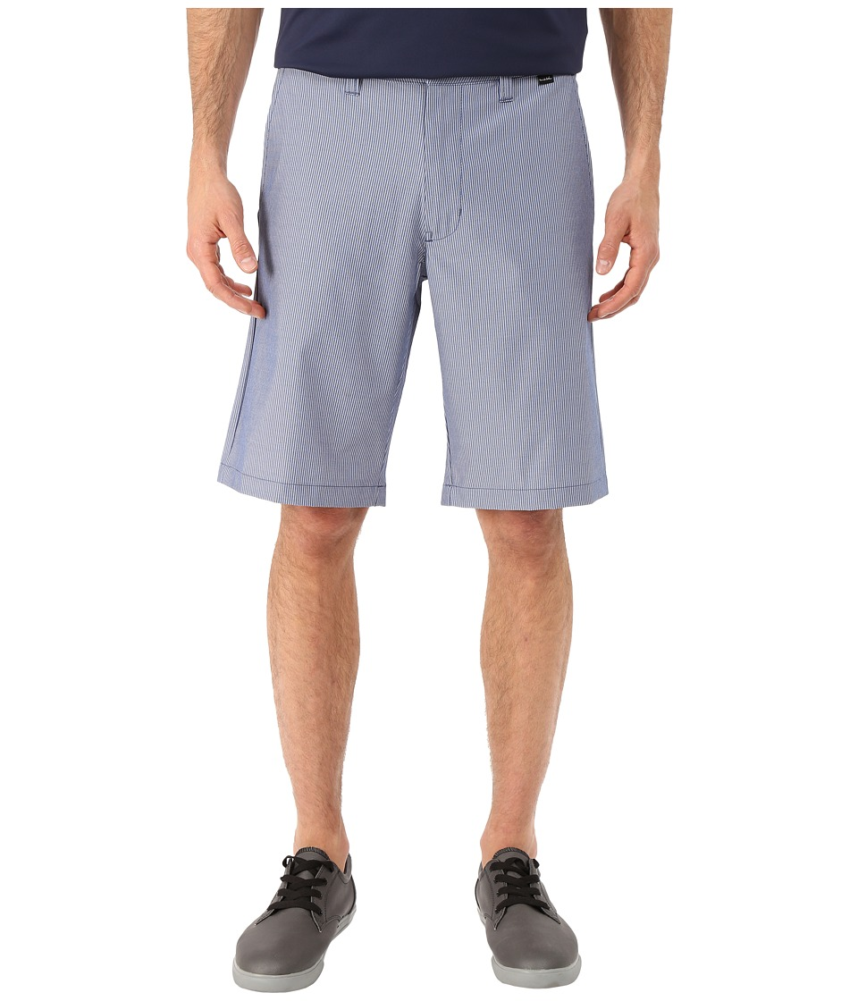 TravisMathew - Sadler Shorts (Vintage Indigo) Men's Clothing