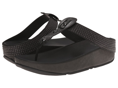 FitFlop - Boho (Black) Women