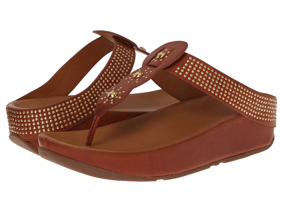 FitFlop - Boho (Dark Tan) Women