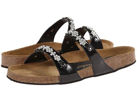 Athena Alexander - Pamela (Black Patent) Women's Sandals