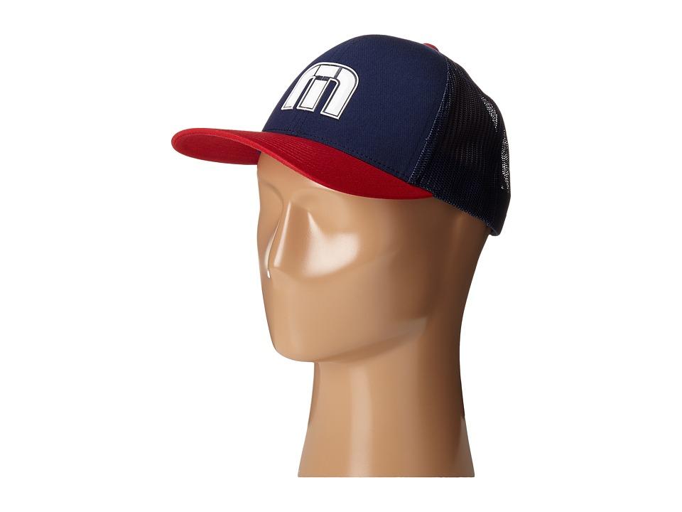 TravisMathew - Felix Hat (Medieval Blue) Caps
