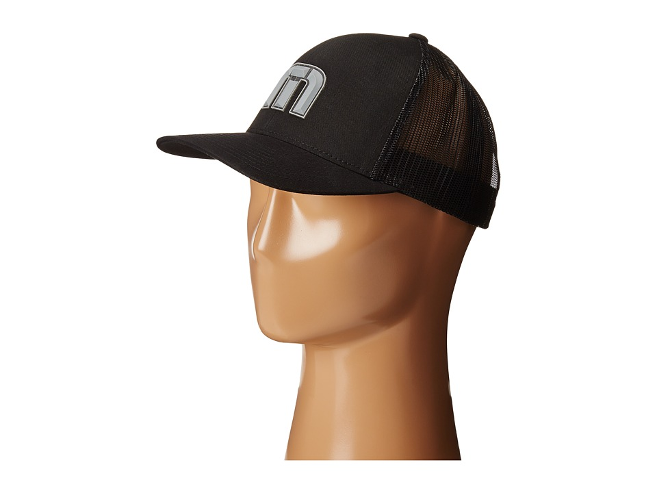 TravisMathew - Felix Hat (Black) Caps
