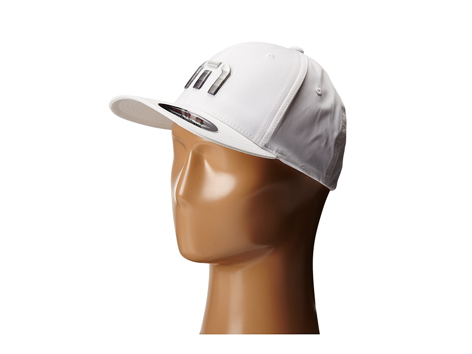 TravisMathew - Donnelly Hat (White) Caps
