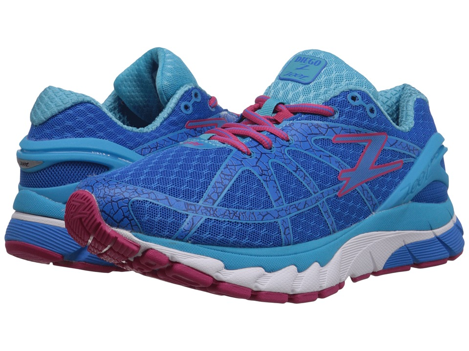Zoot Sports - Diego (Pacific/Light Blue/Punch) Women's Running Shoes