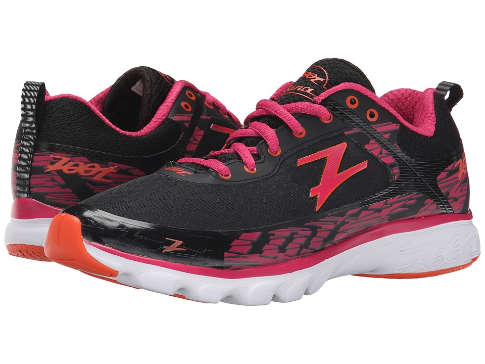 Zoot Sports Solana (Black/Punch/Solar Flare) Women