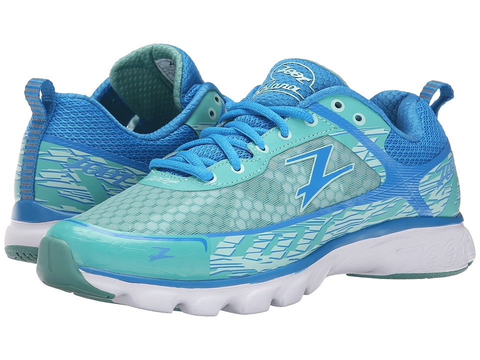 Zoot Sports - Solana (Mist/Pacific/Lagoon) Women's Running Shoes
