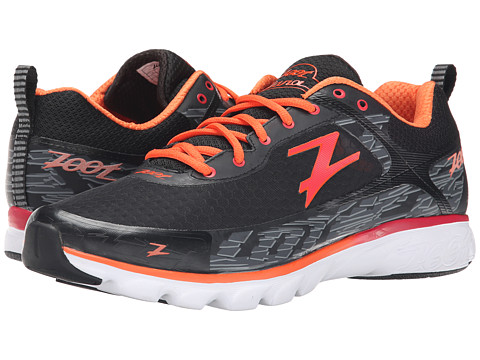 Zoot Sports - Solana (Black/Pewter/Solar Flare) Men's Running Shoes