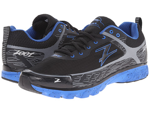 Zoot Sports - Solana ACR (Black/Zoot Blue) Men's Running Shoes