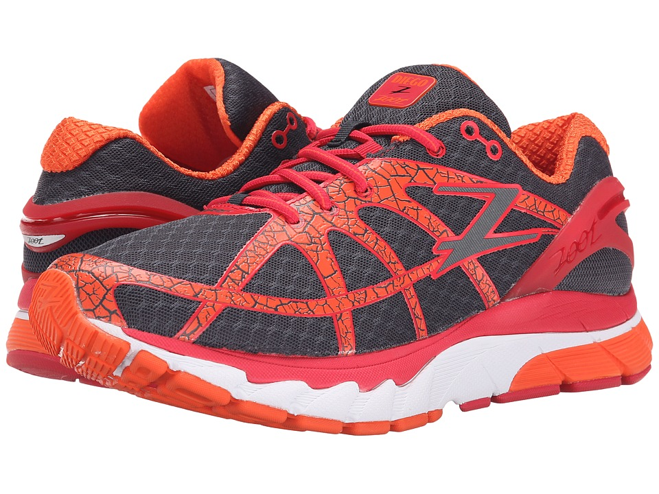 Zoot Sports - Diego (Solar Flare/Pewter/Zoot Red) Men