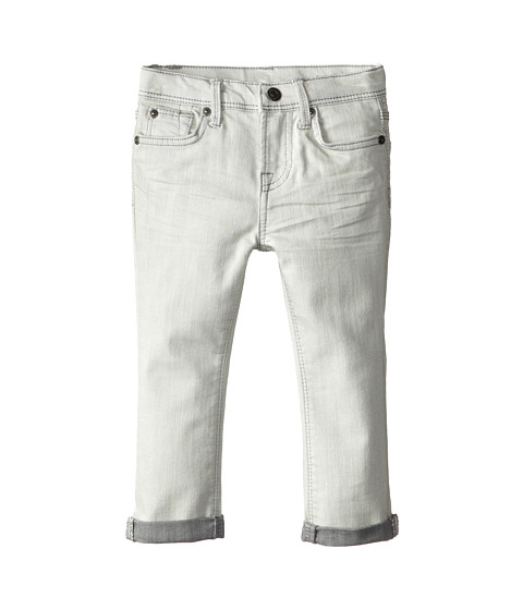 7 For All Mankind Kids - Paxtyn Jeans in Glacier White (Infant) (Glacier White) Boy