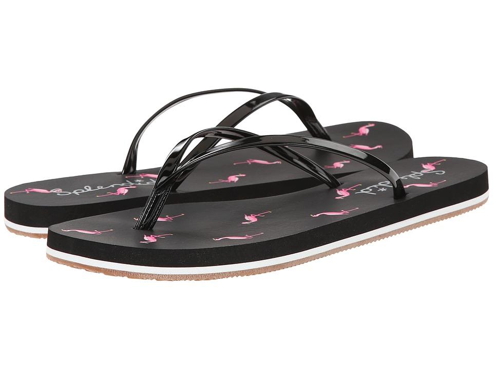 Splendid - Firefly (Black Flamingo) Women's Sandals
