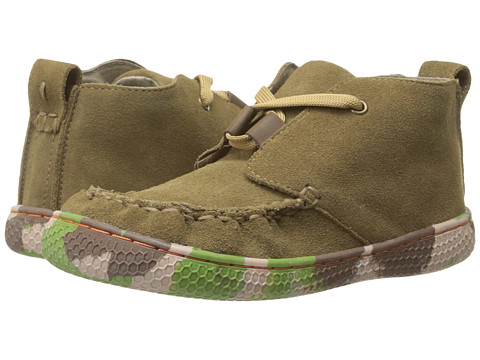 Livie & Luca - Rover (Toddler/Little Kid) (Leaf Green) Boy's Shoes