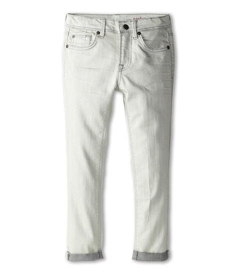 7 For All Mankind Kids - Paxtyn Jeans Glacier White (Little Kids/Big Kids) (Glacier White) Boy