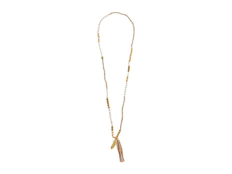 Chan Luu - 37' Natural Mix Necklace (Natural Mix) Necklace
