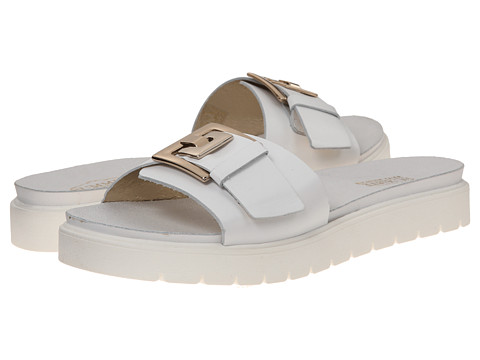 Summit White Mountain - Vivecca (White Leather) Women
