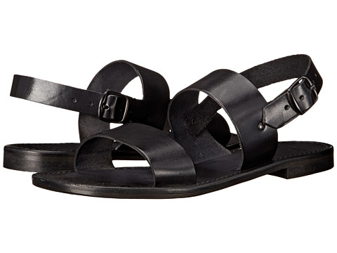 Summit White Mountain - Cassandra (Black Leather) Women