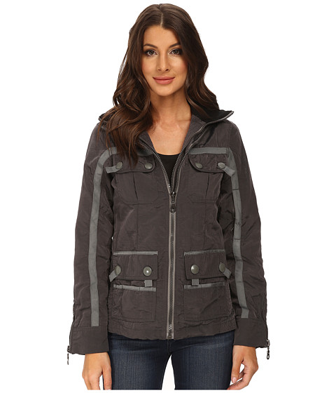 G.E.T. - Patrol Jacket (Charcoal) Women
