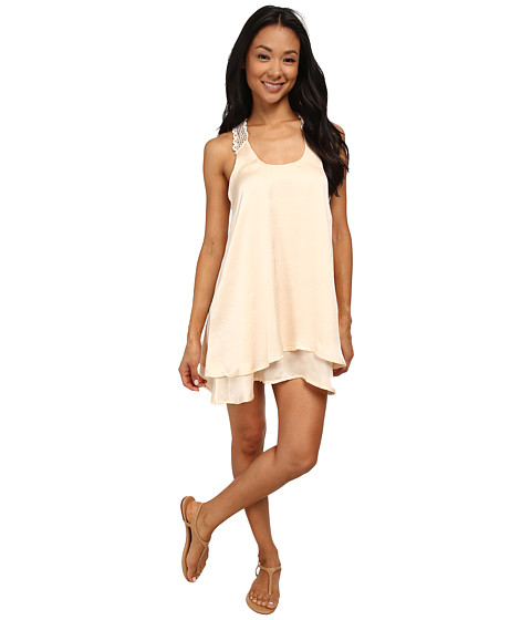 Lucy Love - Shore Club Dress (Butter) Women's Dress