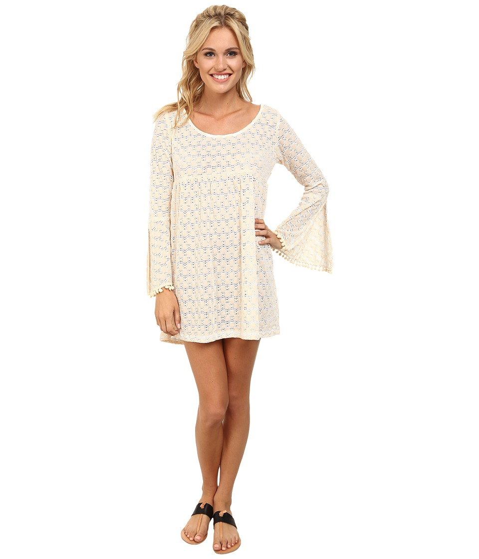 Lucy Love - Runaway Weekend Dress (Natural) Women's Dress