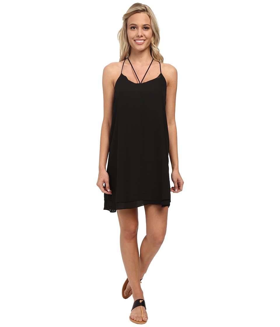 Lucy Love - Ask Me Out Dress (Black) Women's Dress