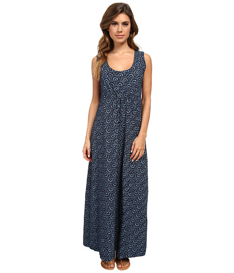 Fresh Produce - Fanfare Bayside Maxi Dress (Sobeach Blue) Women