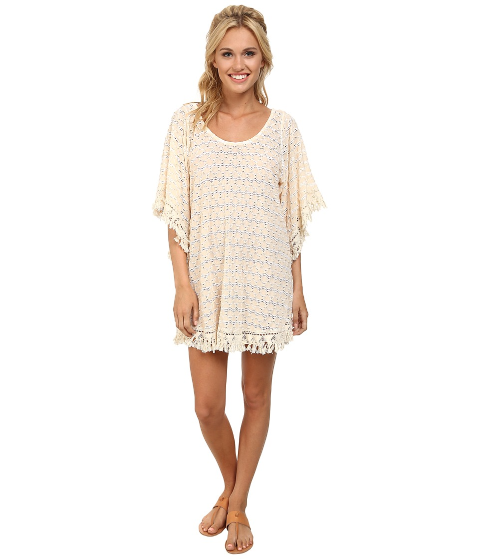 Lucy Love - In Heaven Tunic (Natural) Women's Dress