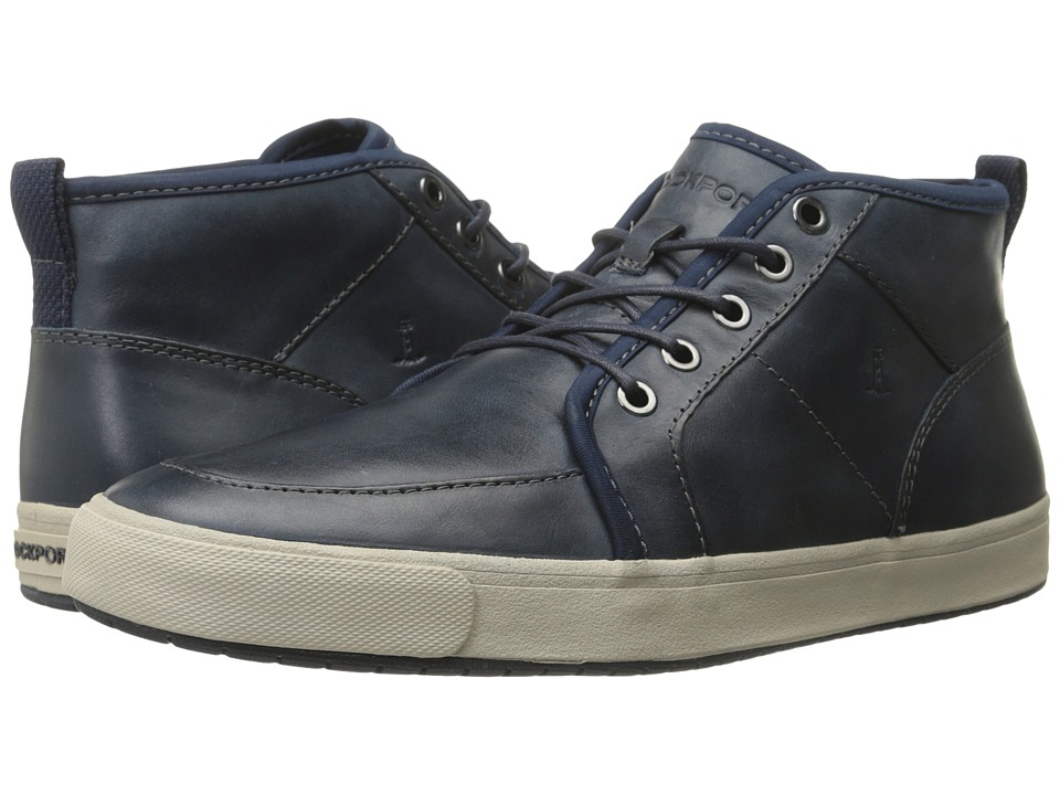 Rockport Path To Greatness Mid Boot (Navy) Men