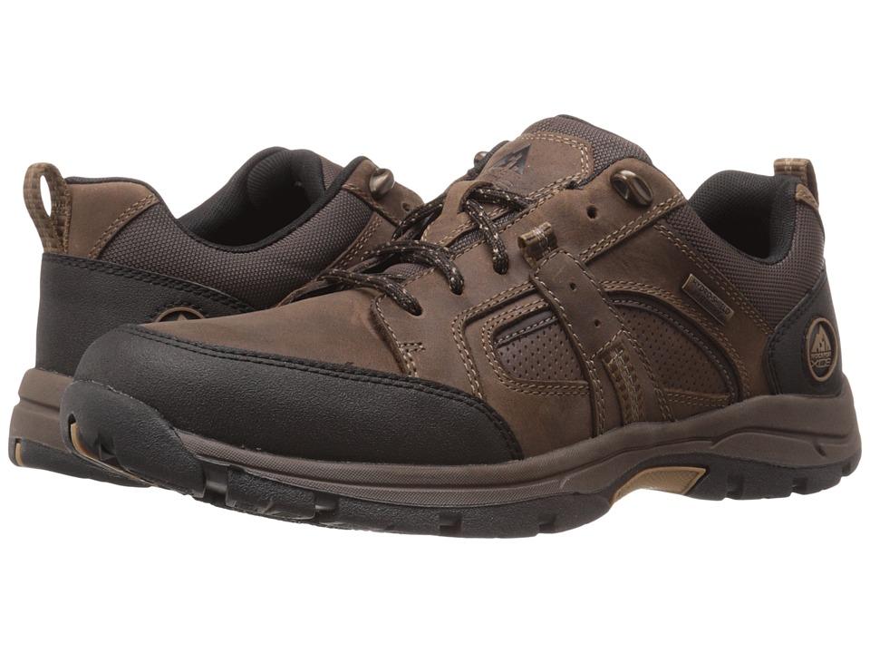 Rockport - Road Trail Waterproof Blucher Ox (Koa) Men's Shoes
