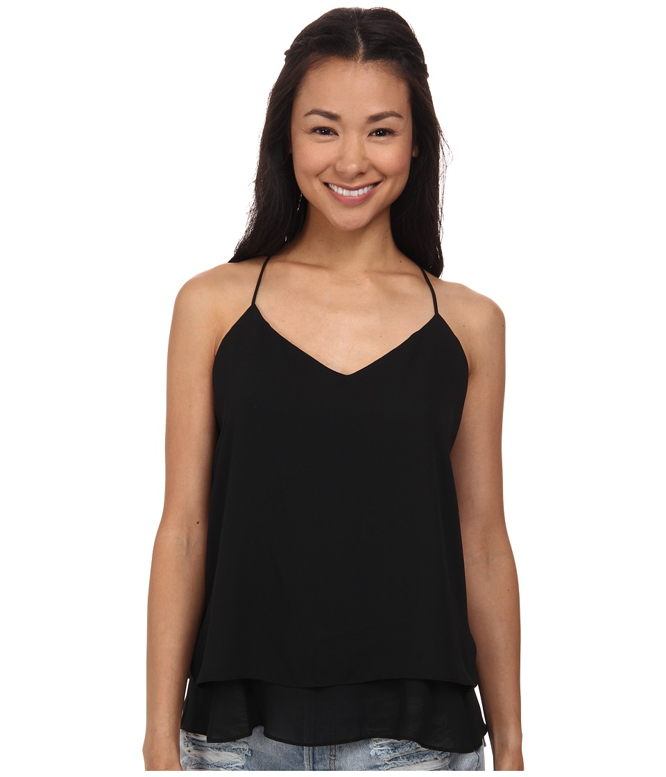 Lucy Love - Together Forever Top (Black) Women's Sleeveless