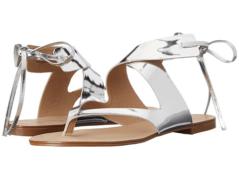 Splendid - Camdyn (Silver Metallic Leather) Women's Sandals