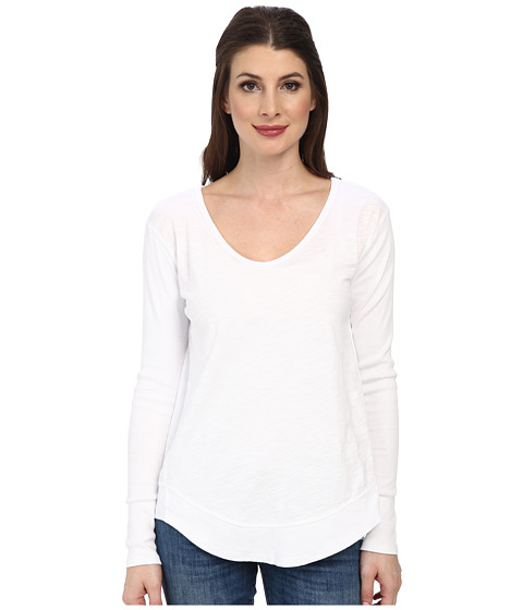 Fresh Produce - Hilton Head Top (White) Women's Clothing