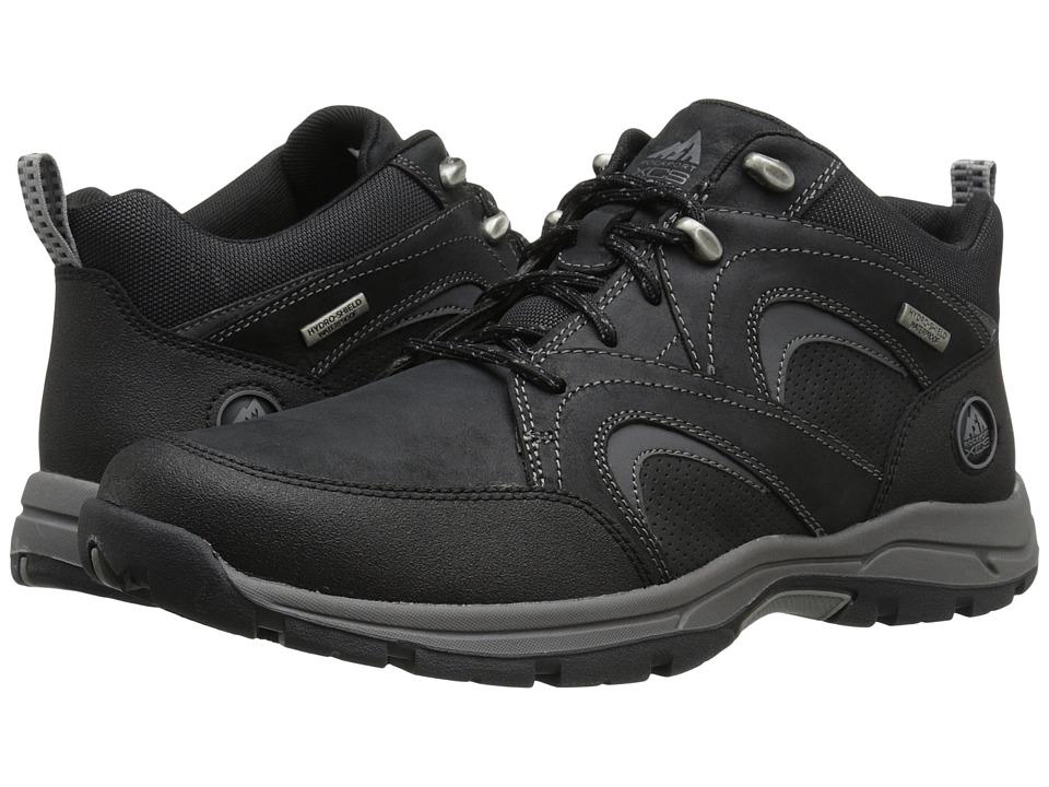 Rockport - Road Trail Waterproof Mudguard Boot (Black) Men