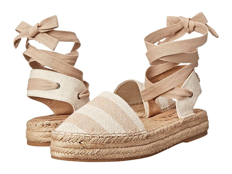 Splendid - Eveleigh (Natural Stripe) Women's Shoes