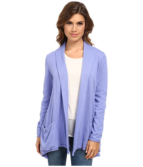 Fresh Produce - Vineyard Cardigan (Peri Blue) Women