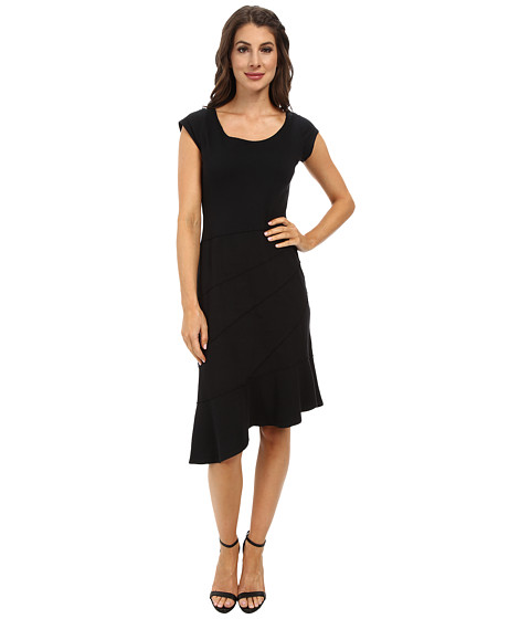 Fresh Produce - Sunburst Dress (Black) Women