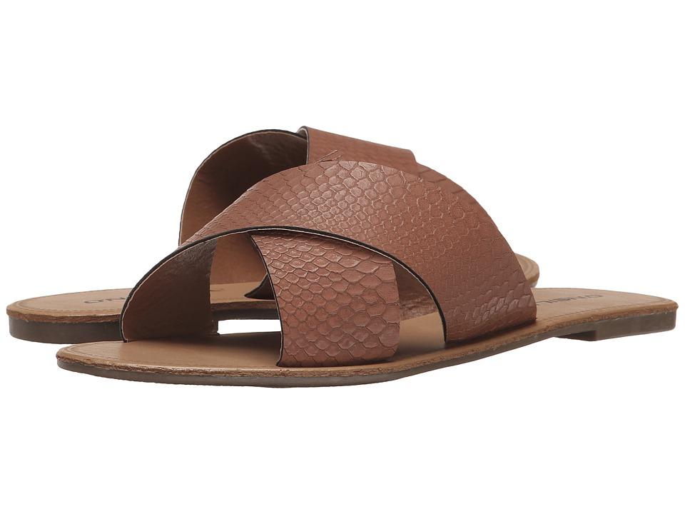 O'Neill - Celeste (Cognac) Women's Sandals