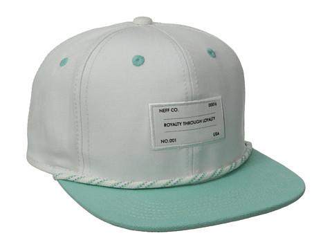 Neff - RTL Snapback (White) Caps