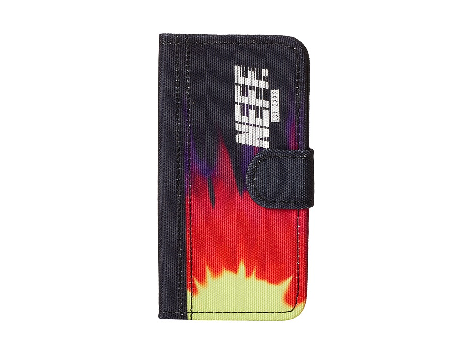 Neff - Phone Wallet For IP5 (Tie-Dye) Wallet Handbags