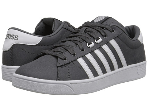 K-Swiss - Hoke C CMF (Charcoal/White) Men's Shoes