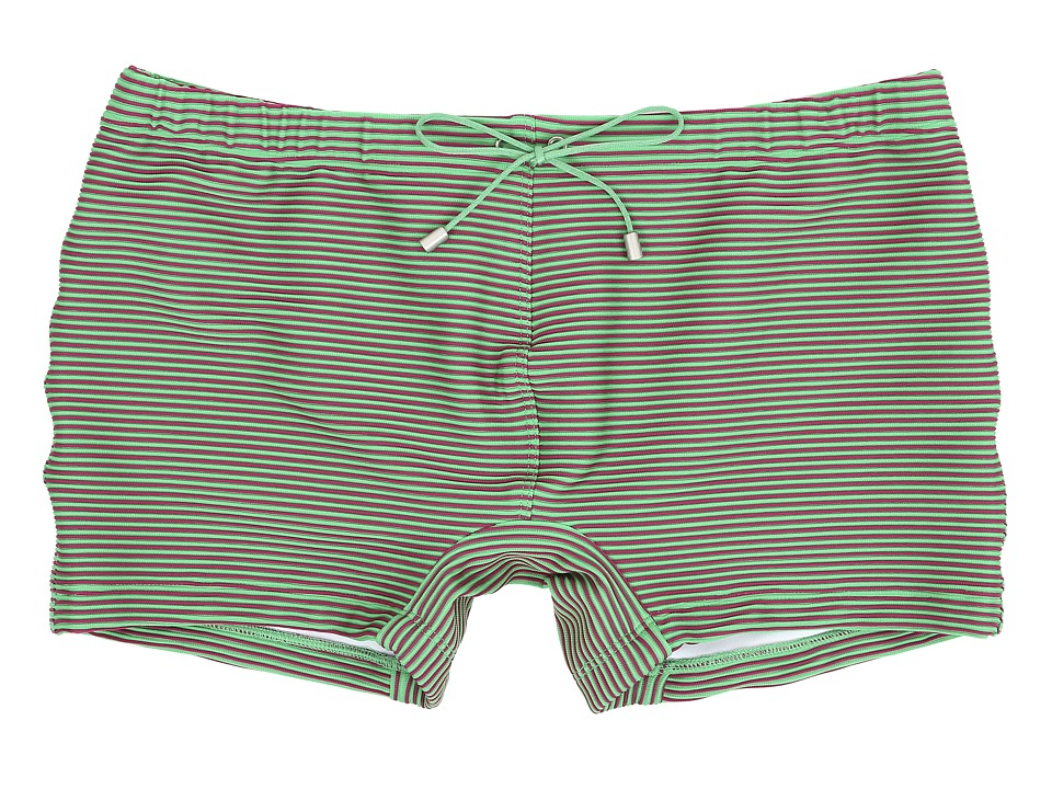 Mr.Turk - Montego Bay Swim Trunks (Green) Men