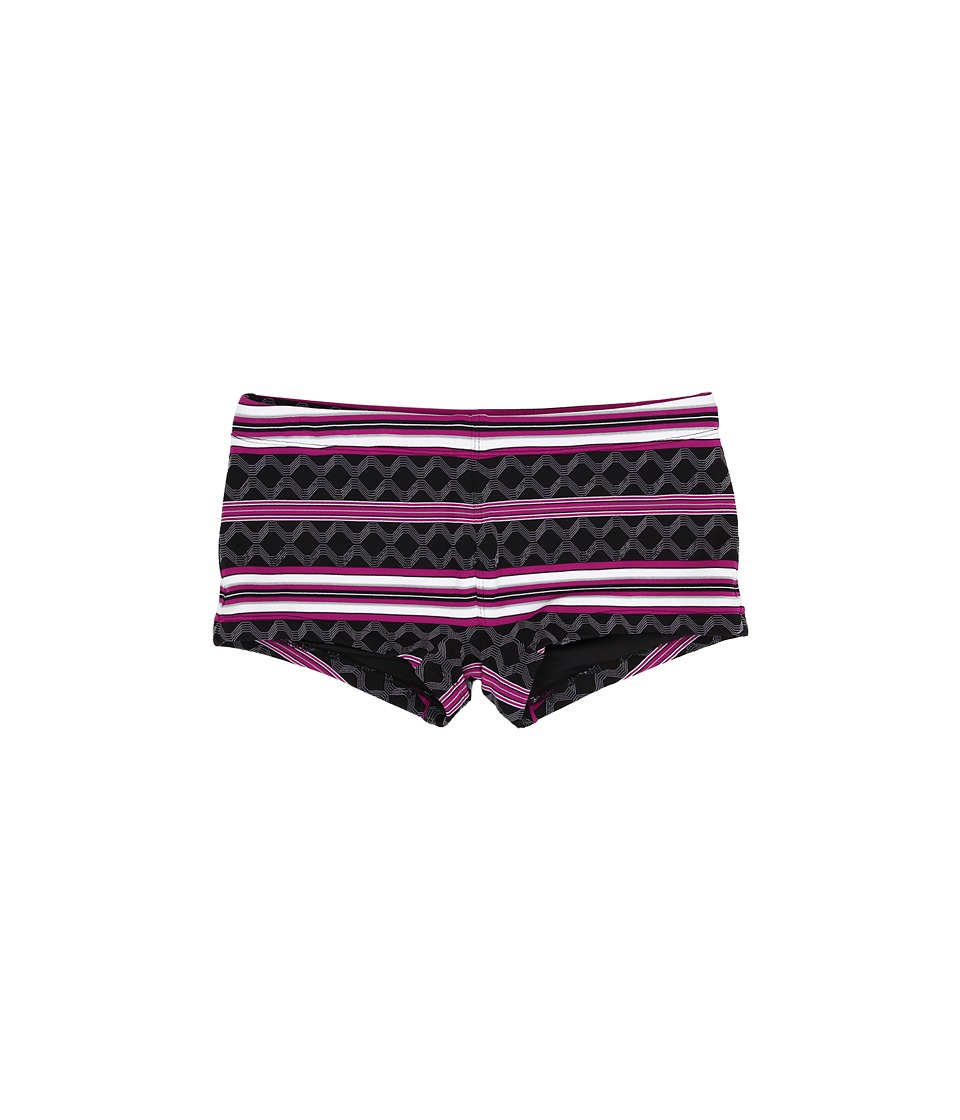Mr.Turk - Sorrento Swim Trunks (Black) Men's Swimwear